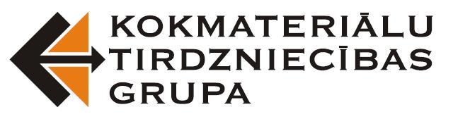 Kokmateriālu tirdzniecības grupa Logo